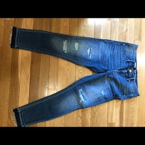 Target brand jeans size 4/27
